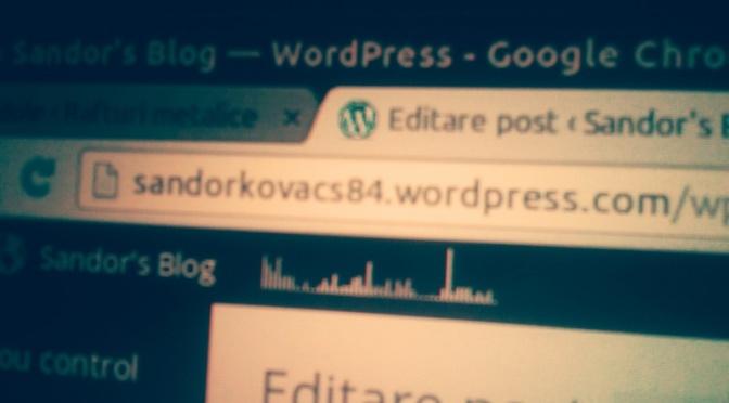 Cu sau fara domeniu pe wordpress.com?